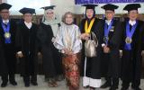 Doktor ke-31 PDIAP, Dosen Arsitektur Untag Semarang