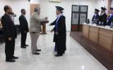 Doktor ke-34 PDIAP, Dosen Arsitektur Universitas Sriwijaya