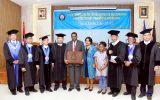 Menteri PUPR Uji Putra Papua dalam Promosi Gelar Doktor